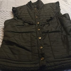Free People Vest Sz XS